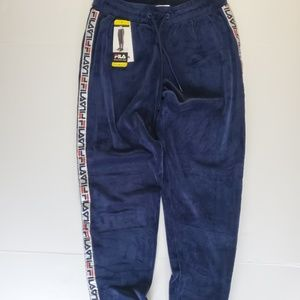 Womens Fila joggers, brand new with tags size s